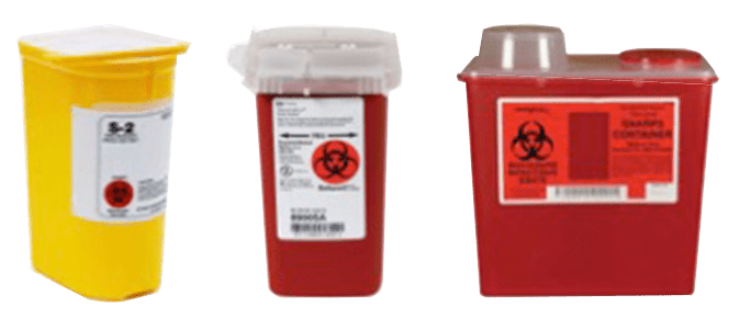 sharp disposal. sharps-container sharp disposal